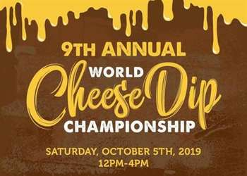 9th Annual World Cheese Dip Championship