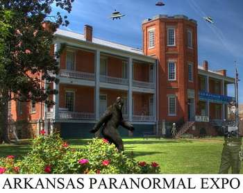9th Annual Arkansas Paranormal Expo