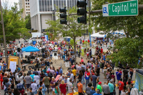 2018 Main Street Food Truck Festival - promo image 2