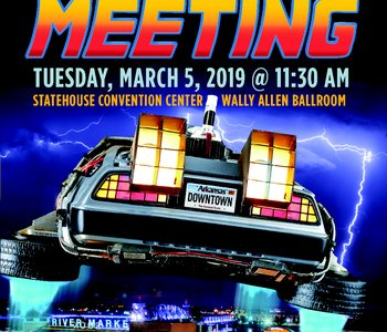 Join us for our 2019 Annual Meeting!